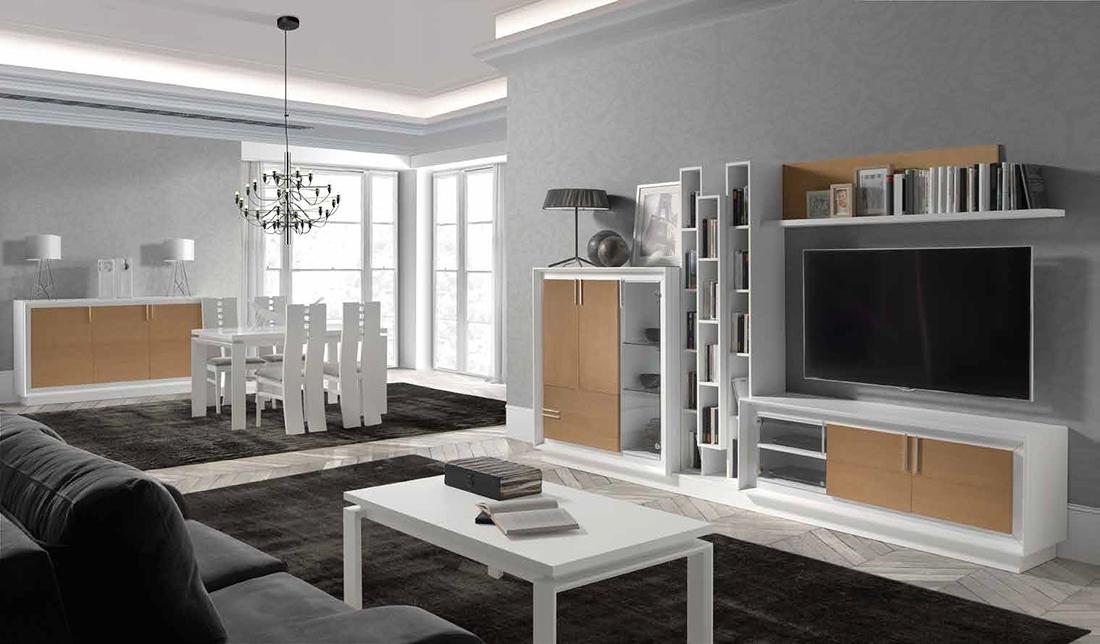 Ariadna catalogo moderno 123 salon moderno tienda de - Muebles salon valladolid ...