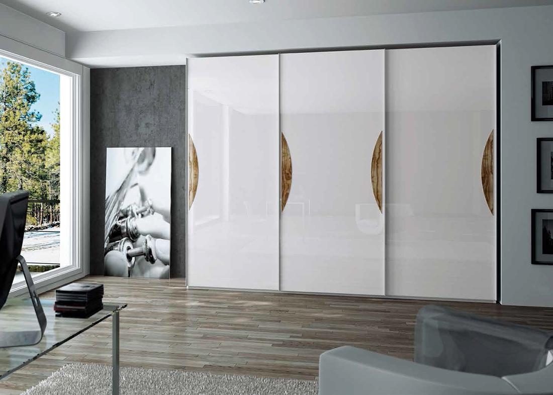 Fenicia dormitorios modernos 75 armario tienda de for Armarios dormitorio modernos