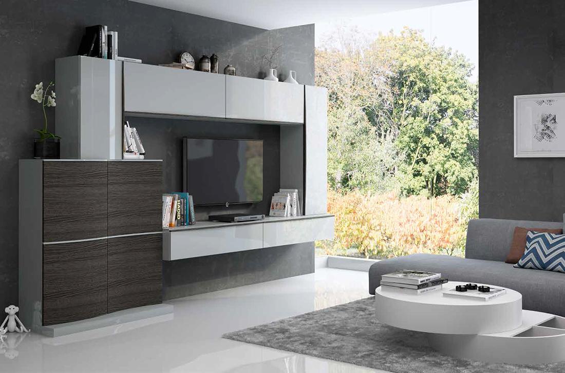 Fenicia salones modernos 29 tienda de muebles lucama - Interiorismo salones modernos ...