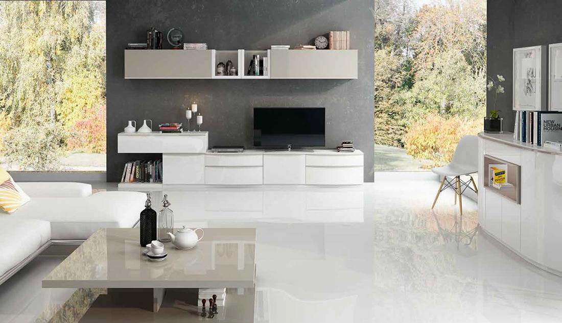 Fenicia salones modernos 33 tienda de muebles lucama - Interiorismo salones modernos ...