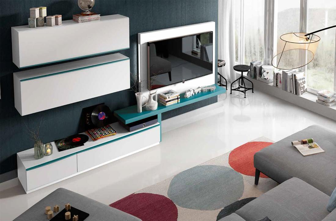 Salones archivos p gina 16 de 29 tienda de muebles - Interiorismo salones modernos ...