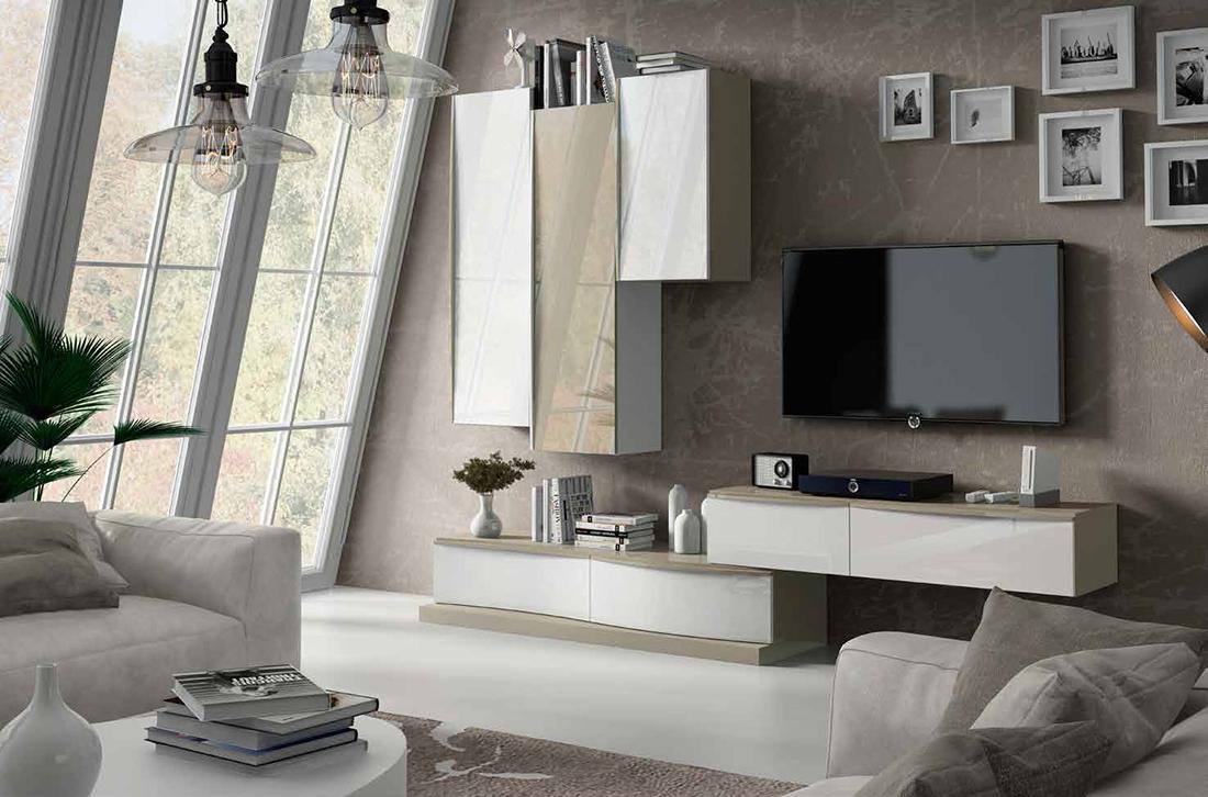 Fenicia salones modernos 9 tienda de muebles lucama for Muebles salon modernos 2016