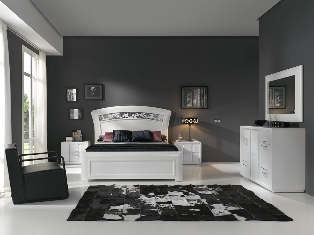 Monrabal estrella dormitorio contemporaneo 16 tienda de for Dormitorios contemporaneos