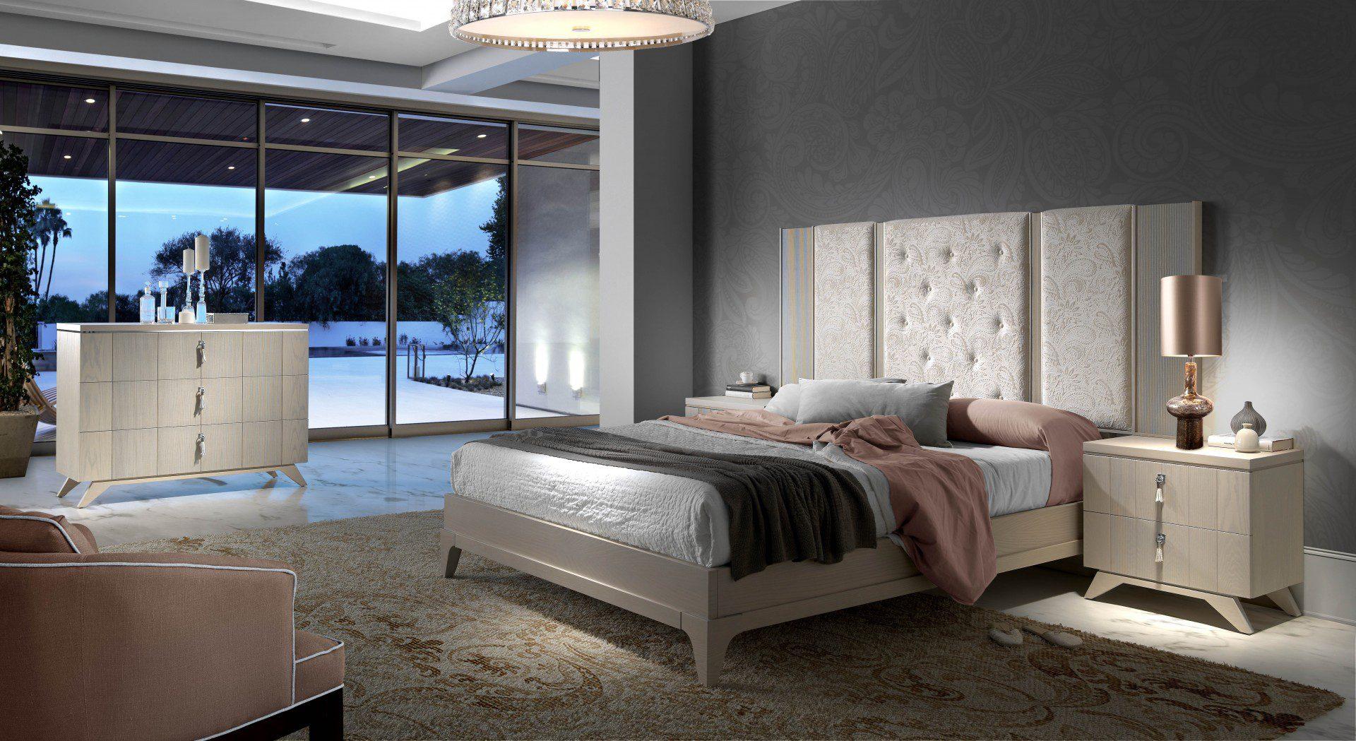 Dormitorio inedit 02 tienda de muebles lucama interiorismo - Interiorismo dormitorios ...