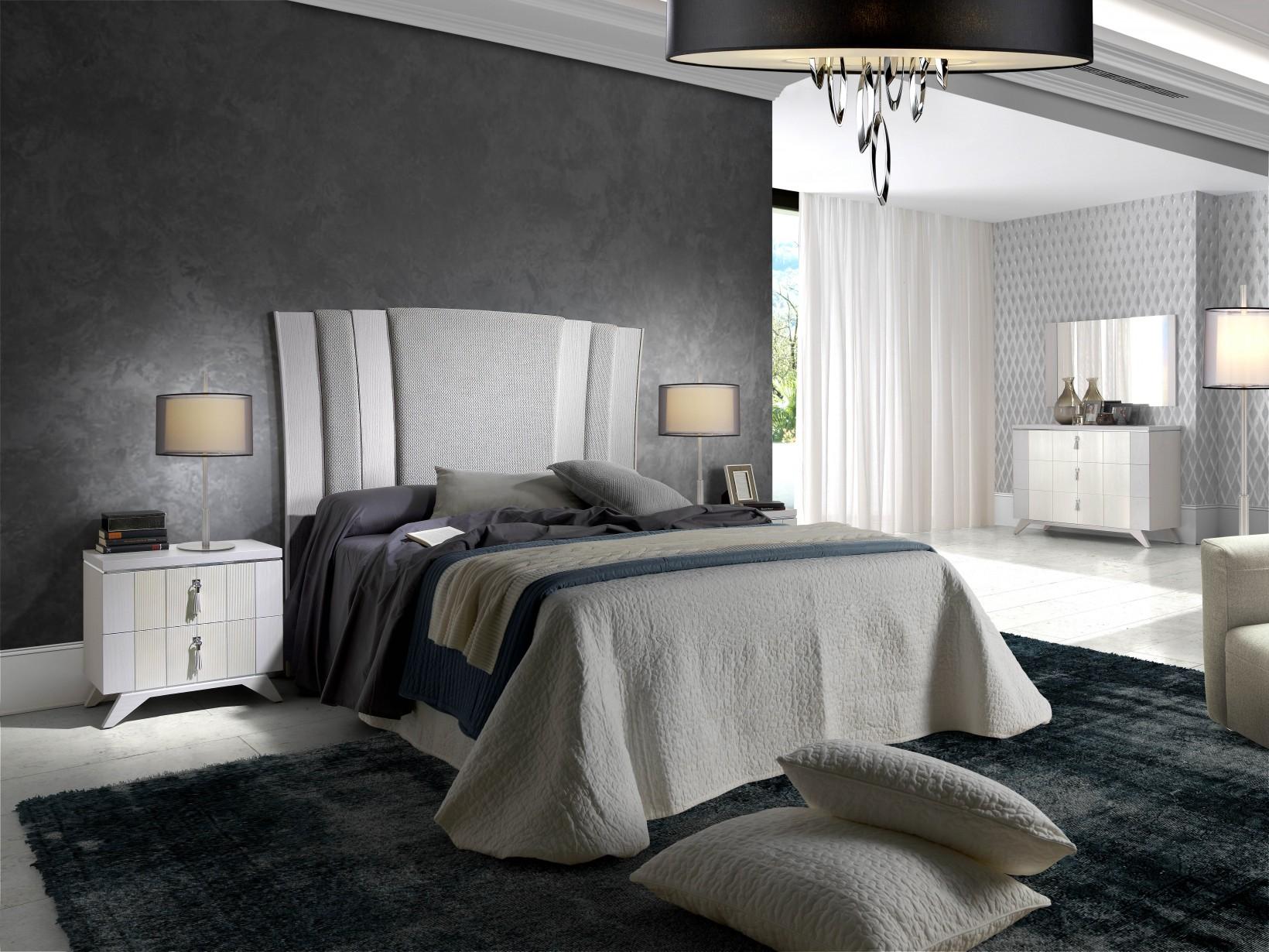 Monrabal adriana dormitorio clasico 2 tienda de muebles - Interiorismo valladolid ...