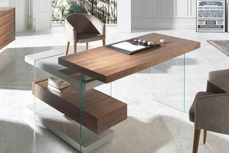 Oficina en casa 5 ideas para decorar tu espacio de trabajo for Ideas de oficinas