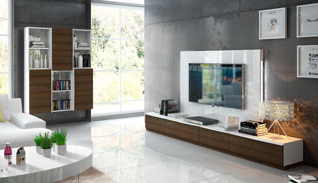 Fenicia salones modernos 36 tienda de muebles lucama interiorismo - Interiorismo salones modernos ...