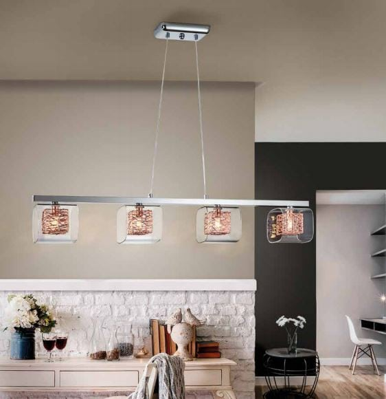 Lámpara Schuller: Modelo Lios 867012