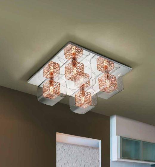 Lámpara Schuller: Modelo Lios 867234