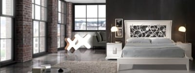 Dormitorio Contemporáneo Monrabal: Modelo Nicol 2