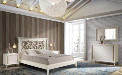 Dormitorio Contemporáneo Monrabal: Modelo Nicol 4
