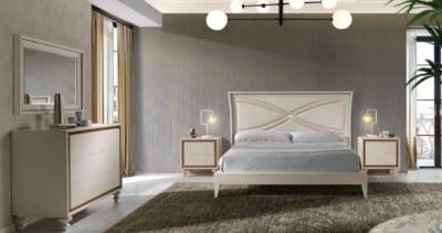 Dormitorio Contemporáneo Monrabal: Modelo Nicol 7