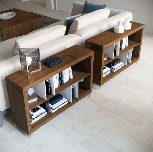 Auxival libreria de madera