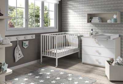 Dormitorio infantil Ros Mini Basic