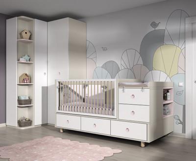 Dormitorio infantil Ros Mini Cube
