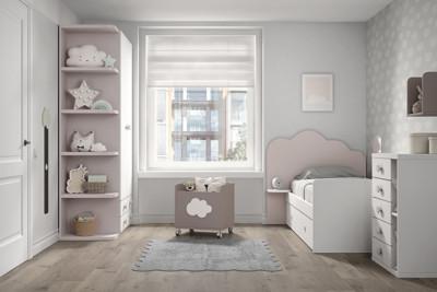 Dormitorio infantil Ros Mini Elite Cama