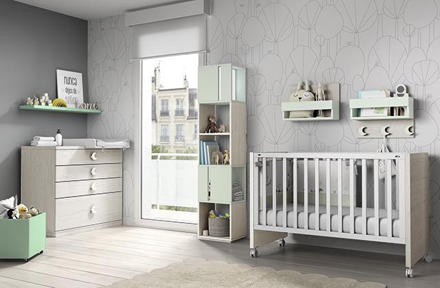 Dormitorio infantil Ros Mini Luxor