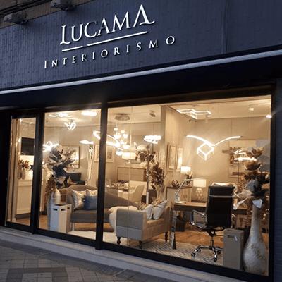 Tienda Interiorismo Lucama Valladolid